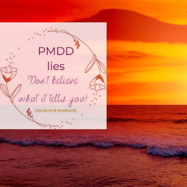 PMDD Lies To You